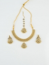 Collection Traditional Gold Plated Necklace