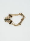 Gold Plated Modish Bracelet