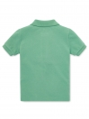 Cotton Mesh Polo Shirt - Cruise I Green