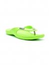 LEMON GREEN- LADIES SLIPPER