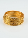 Excellent Gold Plated Bangle