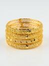 Incredible Gold Plated Bangle