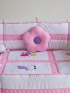 Little Bo Peep 10 Pcs Cot Set
