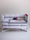 Huckleberry Finn 10 Pcs Cot Set
