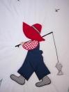 Huckleberry Finn 10 Pcs Cot Set
