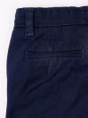 Slim Fit Chinos - Dark Blue