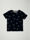 Dark Blue Baby Boy T-Shirt
