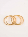Classy Gold Plated bangles (Set of Four)