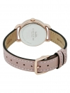 COACH DELANCEY CREAM DIAL BLUSH LEATHER LADIES WATCH