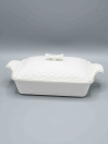 "10"" Luxury Dish with Lid"
