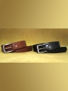 Pack of 2 - Leather Casual Belts