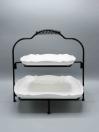 2 Tier Plate Stand