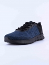 MEN'S TRAINING SHOE BLACK-INDIGO