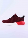 Men's Lifestyle Shoes Black/White/Red