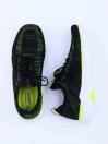 Men's Training Shoes Black/Lime