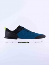 MEN'S TRAINING SHOE Black-Petrol-Lime