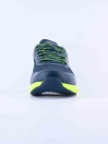 MEN'S RUNNING SHOE PETROL LIME