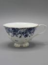 24 Pcs Blue and White Tea Set