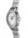 Carson Quartz White Dial Grey Bracelet Women's Watch