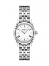 Tradition Quartz White Dial Grey Bracelet Women's Watch