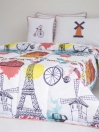 Summer Holiday 5 Pcs Kids Comforter