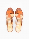 Queen Orange Women Heels