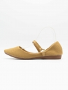 Platinum Beige Women Pumps