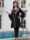 Everest Embroidered 1 Pc Stitched Kurti