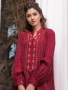 Eiger Embroidered 1 Pc Stitched Kurti