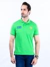 Nabeel & Aqeel Spartan The Gayle Polo Shirt Polo Green