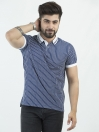 Knit Mulberry Polo Shirt