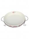 Solecasa Round Dish 10inch