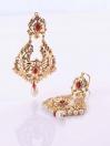 Hyderabadi Navaratan Earrings