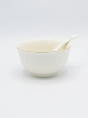 Golden Line Soup Set Ceramics 14Pcs