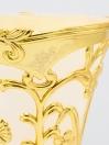Golden Decor Vase