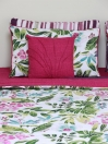 Blooming Leaves Comforter Set