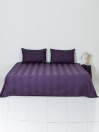 Orchid Plain Bed Sheet