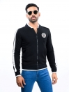 Mens Zip Open Jacket