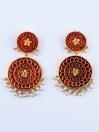 Thapa Meenakri Earrings