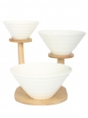Solecasa Bowl Set 3pc