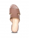 Marie Claire Pink Casual Slider