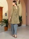 Multi Colored Winter Cotton Shirt