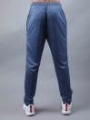 FIREOX  Carolina Blue & Green Polyester Active-wear Trouser for Men