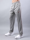 FIREOX Grey Polyester Active-wear Trouser for Men