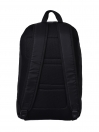 BLACK MULTI-POCKETS LAPTOP BACKPACK