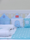 Baby Delights Baby Cot Bedding Set