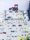 Pixar Cars Baby Cot Bedding Set