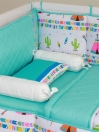 Wigwam Baby Cot Bedding Set