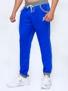 FIREOX Navy Blue Polyester Active-wear Trouser for Men