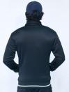 Black & White Windbreaker Jacket for Men